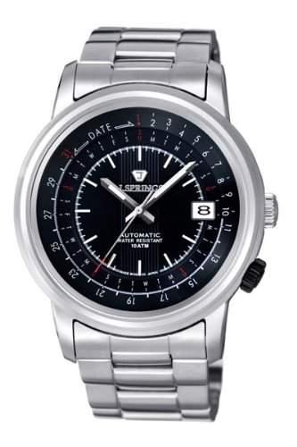 JSprings BEA009 Herren-Armbanduhr
