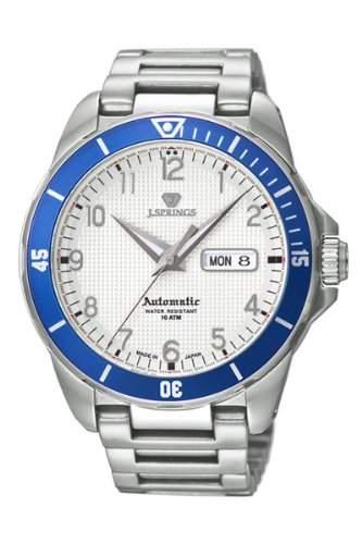 JSprings BEB074 Herren-Armbanduhr