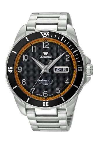 JSprings BEB075 Herren-Armbanduhr