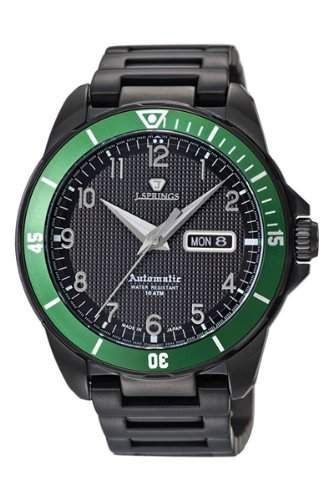 JSprings BEB076 Herren-Armbanduhr