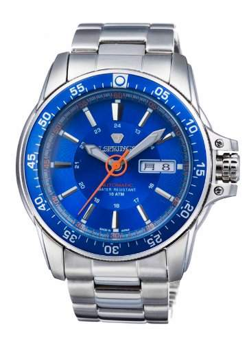 JSprings BEB083 Herren-Armbanduhr