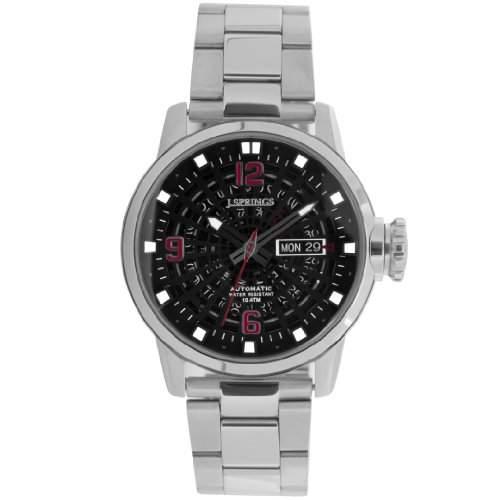 JSprings BEB093 Herren-Armbanduhr
