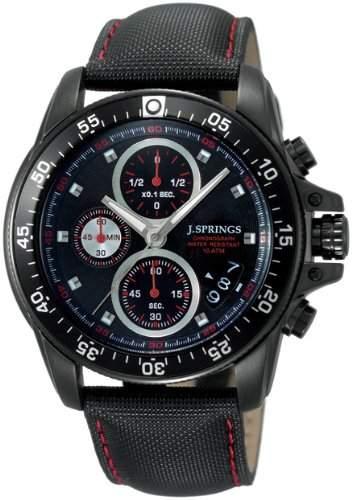 JSprings BFD047 Herren-Armbanduhr
