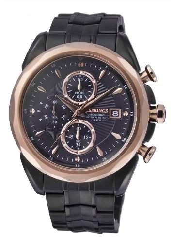 JSprings BFD060 Herren-Armbanduhr