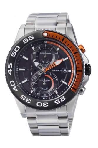 JSprings BFD065 Herren-Armbanduhr