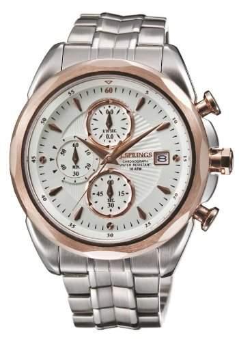 JSprings BFD069 Herren-Armbanduhr