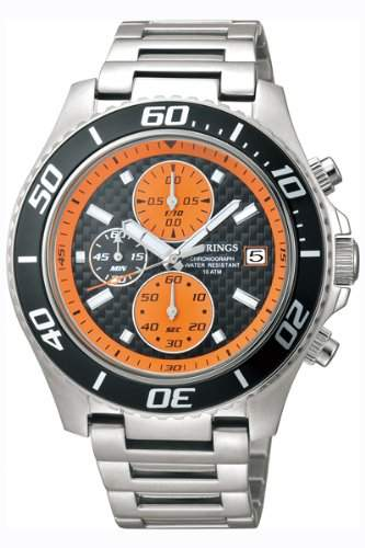 JSprings BFD072 Herren-Armbanduhr
