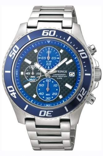 JSprings BFD073 Herren-Armbanduhr
