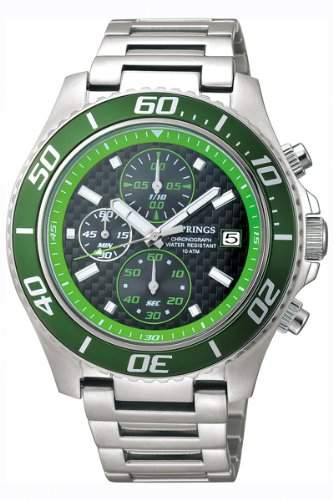 JSprings BFD074 Herren-Armbanduhr