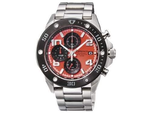 JSprings BFH001 Herren-Armbanduhr