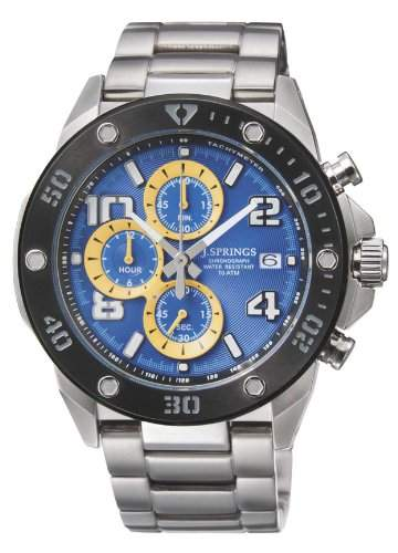 JSprings BFH003 Herren-Armbanduhr
