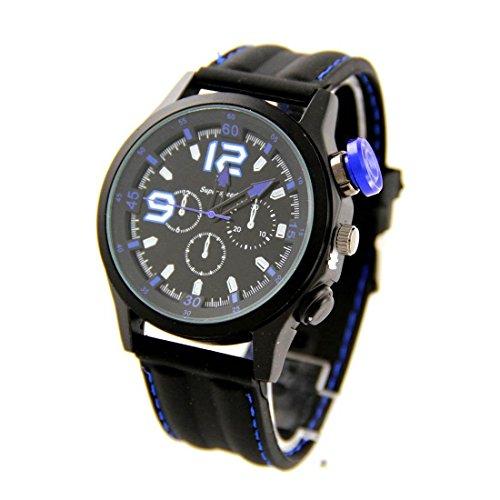 Zeigt Menschenrechte in Armband Silikon Schwarz V6 1531