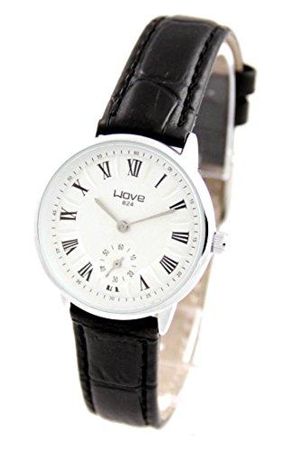 Zeigt Damen Armband Leder braun Wave 953