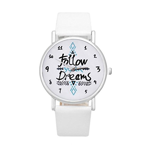 timelyo ADO Watch Schmuck Leder Luxus Fashion Geschenk Fashion