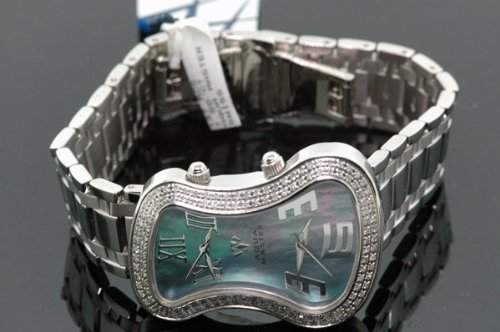 AQUA MASTER Damen-Armbanduhr Analog Weiss 0113MVXHRHH