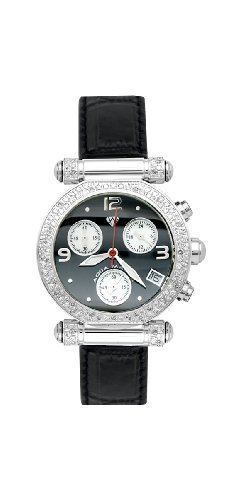 NEW Aqua Master LadiesUhr 0 85 ctw Diamant