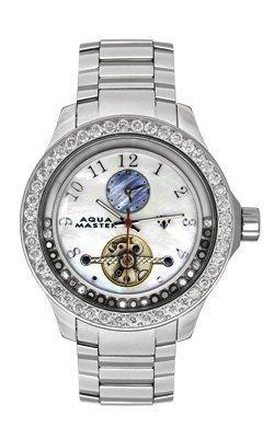 Aqua Master Herren Tourbillon Diamant Armbanduhr 5 75 ctw