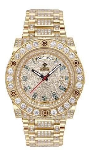 AQUA MASTER Herren-Armbanduhr Automatik W#119D-2 1-1