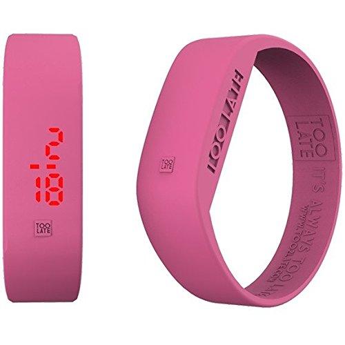 Armbanduhr Digital Unisex Too Late Groesse L Trendy Cod 8052145223488