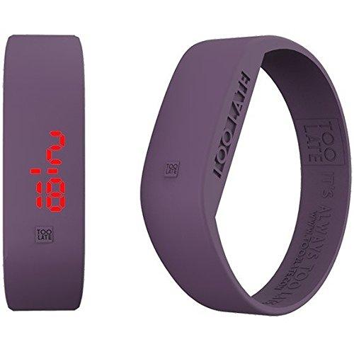 Armbanduhr Digital Unisex Too Late Groesse L Trendy Cod 8052145223501