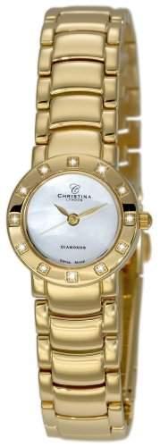 Christina Design London Damenuhr Quarz 115GW
