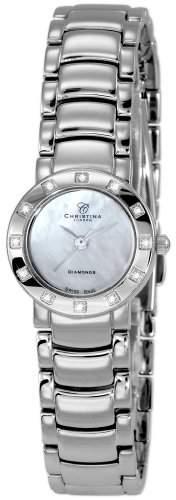 Christina Design London Damenuhr Quarz 115SW