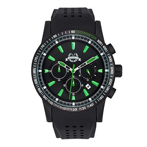Spears Walker Herrenuhr Newark 10070012 Chronograph Herrenuhren Armbanduhr Uhren Uhr Armbanduhren Herren