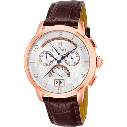 S Coifman Armbanduhr SC0180