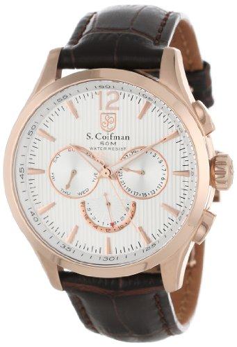 S Coifman Chronograph Quarz SC0124