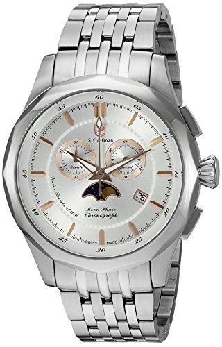 S Coifman Herren Armbanduhr Chronograph Quarz SC0247