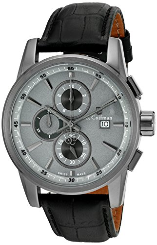 S Coifman Herren Armbanduhr Chronograph Quarz SC0259