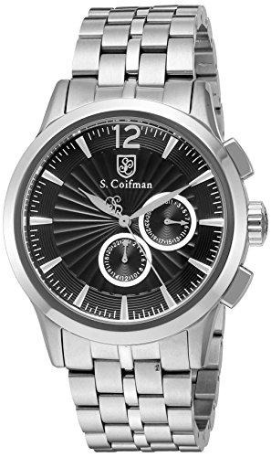 S Coifman Herren Armbanduhr Chronograph Quarz SC0268