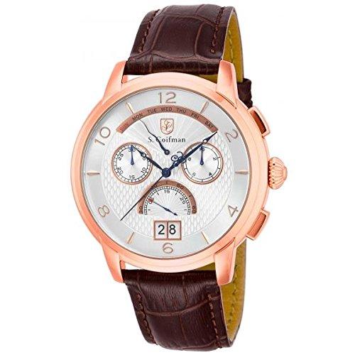 S Coifman SC0180 Herren armbanduhr