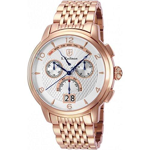 S Coifman SC0188 Herren armbanduhr