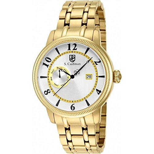 S Coifman SC0198 Herren armbanduhr