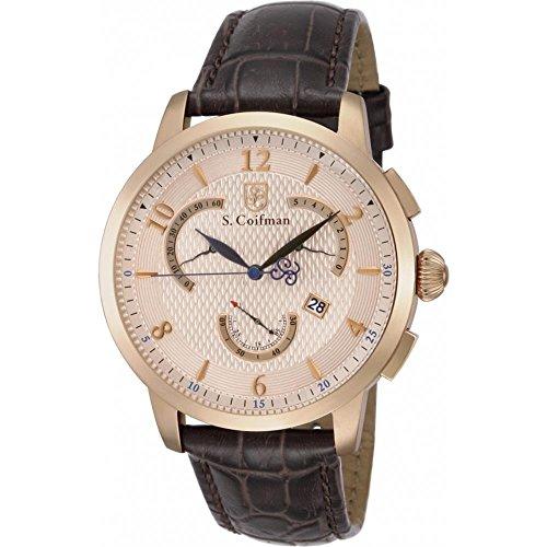 S Coifman SC0234 Herren armbanduhr