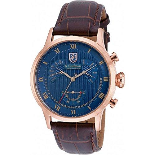 S Coifman SC0354 Herren armbanduhr