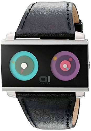 Binary The One Unisex-Armbanduhr Spinning Wheel AN05G02