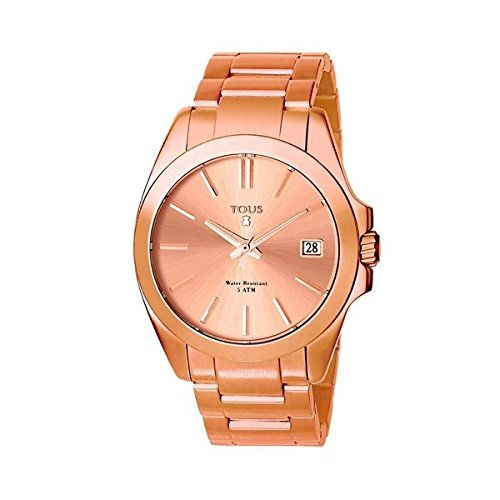 Uhr Tous 200350385 Drive Alum ESF Kupfer Armband Damen