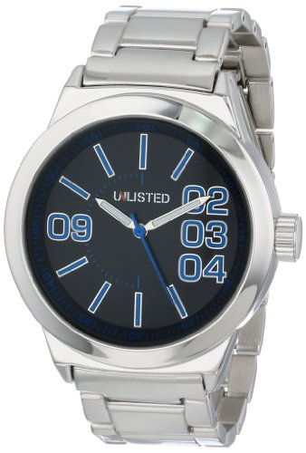 Kenneth Cole Unlisted UL1254 Metal Analog Watch