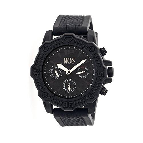 MOS Armbanduhr Analog Silikon MOSPG106