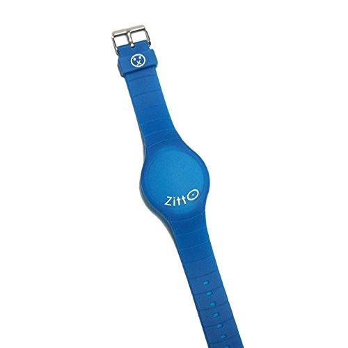 Armbanduhr Zitto blau china china blau