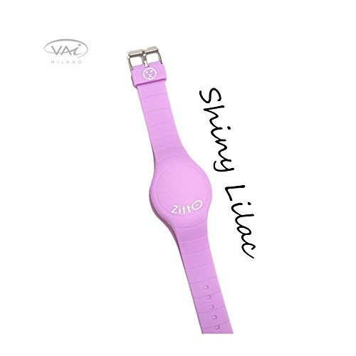 Uhr Zitto lila Shiny Lilac