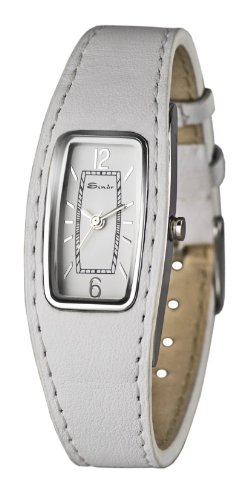 Sinar Armbanduhr analog mit Epousee Band 3bar weiss weiss
