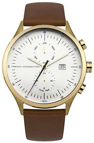 French Connection Herren Armbanduhr Analog Quarz FC1266TG