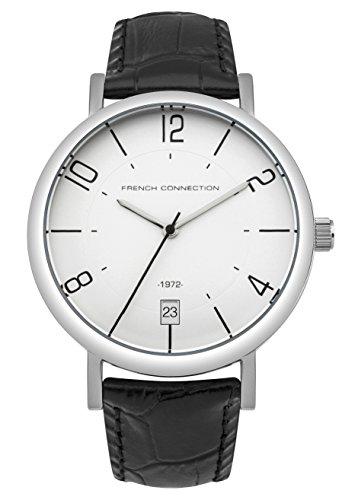 French Connection Herren Armbanduhr Analog Quarz FC1268B