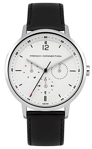 French Connection Herren Armbanduhr Analog Quarz FC1276B