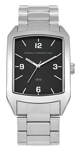 French Connection Herren Armbanduhr Analog Quarz SFC113SM