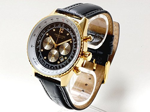 Defcon Diamond Gold BLACK Vergoldet Calvaneo 1583