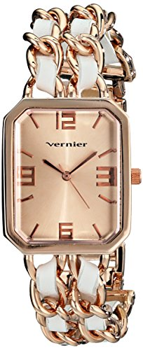 Vernier Damen vnr11180rg Analog Display Japanisches Quartz Rose Gold Watch